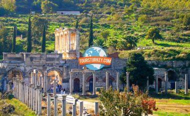 8 Days Cappadocia, Ephesus, Pamukkale, Fethiye, Antalya Tour