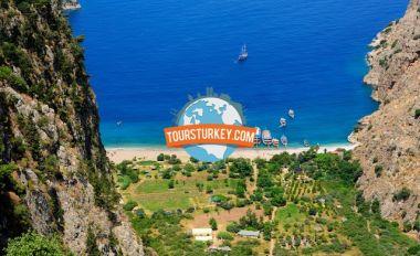 16 Days Istanbul Gallipoli Troy Pergamum Ephesus Pamukkale Fethiye Blue Cruise Antalya Konya and Cappadocia Tour